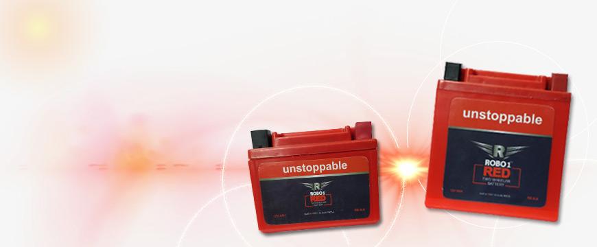 Robo1 Battery