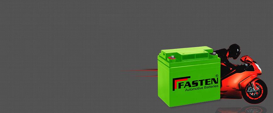 Fasten Batteries