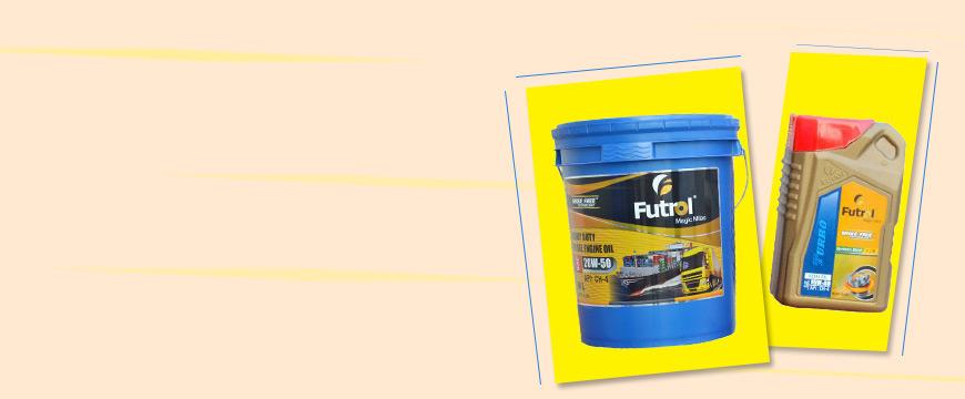 Futrol Lubricant