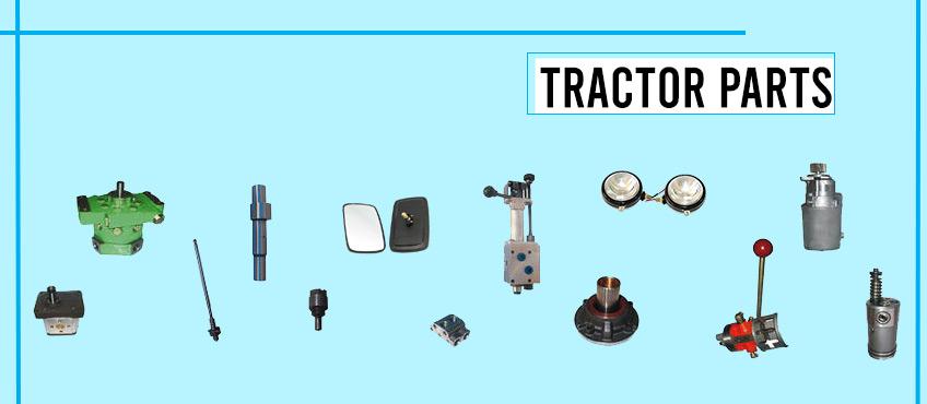 Tractor-parts