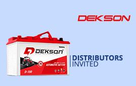 dekson-battery