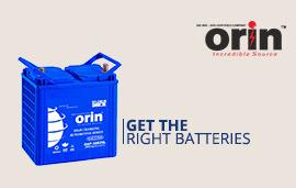 Orin-Battery