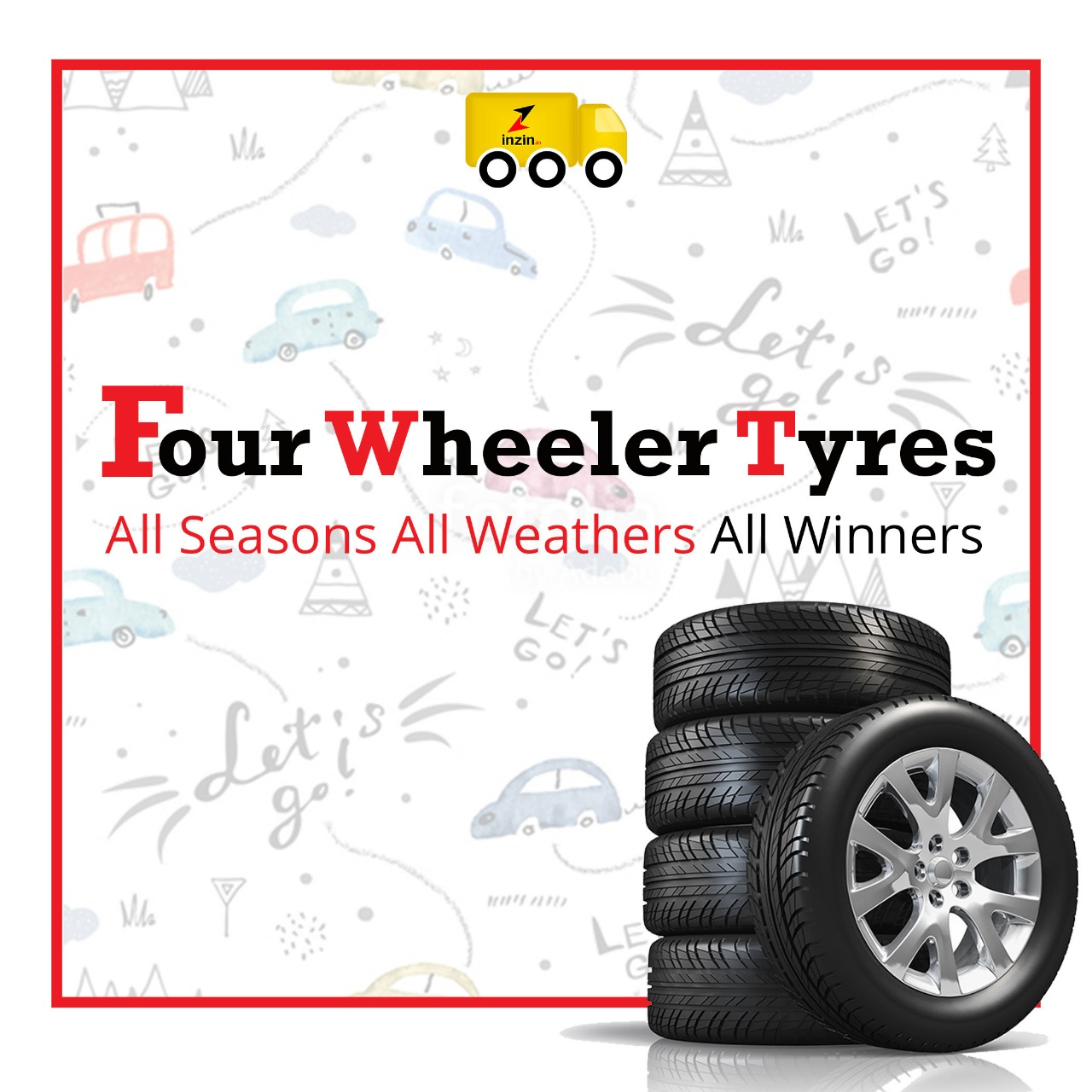 Four Wheeler Tyre manufacturers