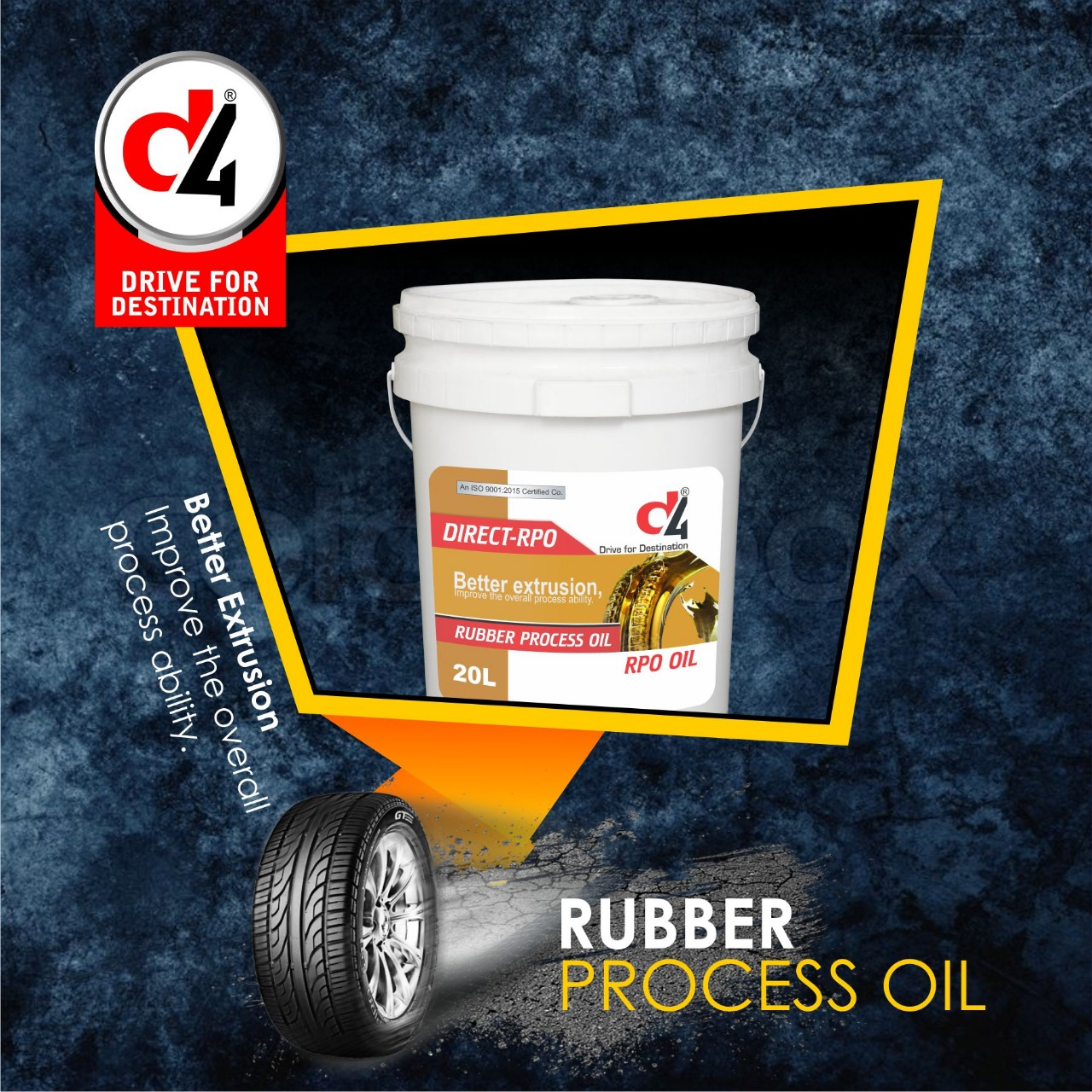 Rubber Process oil Manufacturer in India