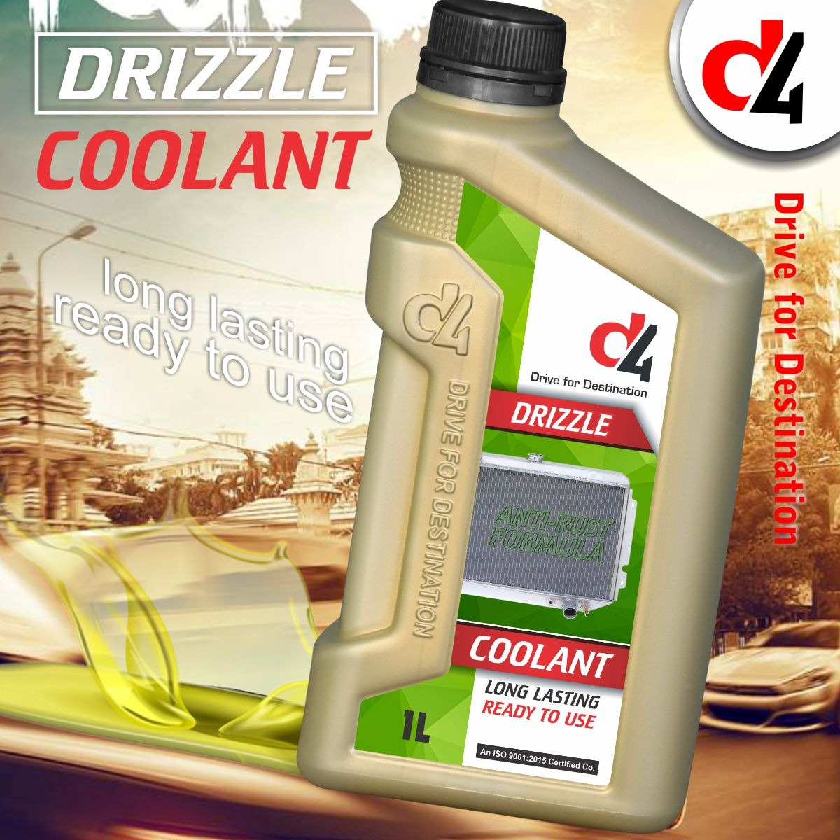 Engine Coolant manufacturers in Delhi India