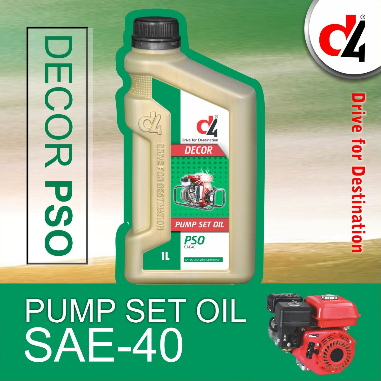 pump set engine oil suppliers
