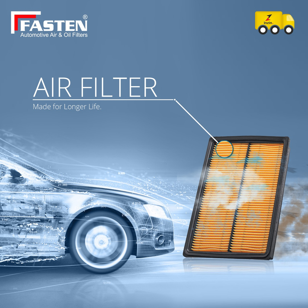Car air filters manufacturers
