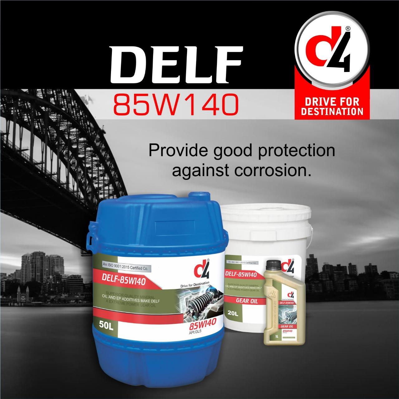 85w140 gear oil