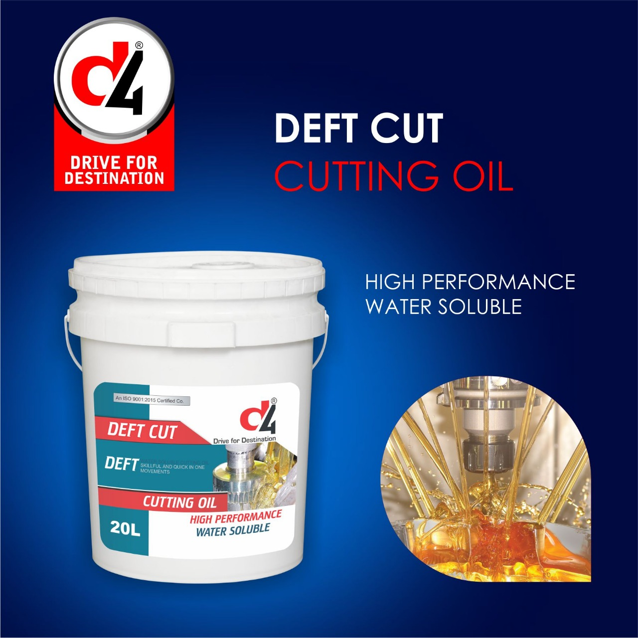 Cutting Oil Manufacturers and Suppliers