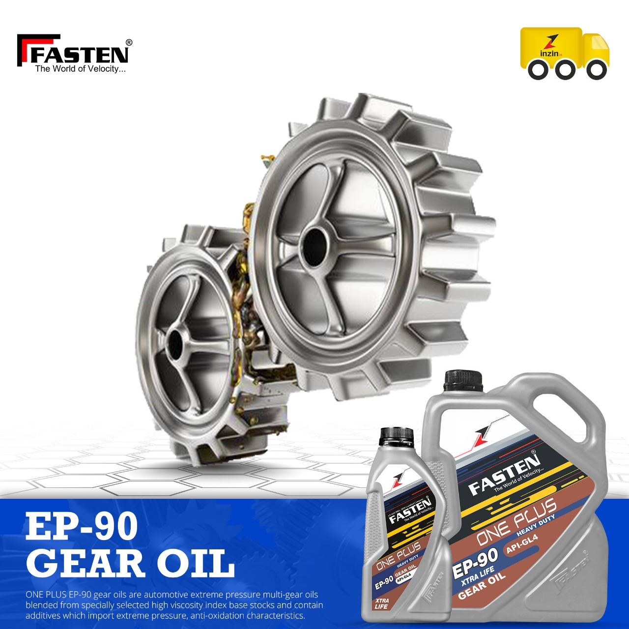 gear oil price
