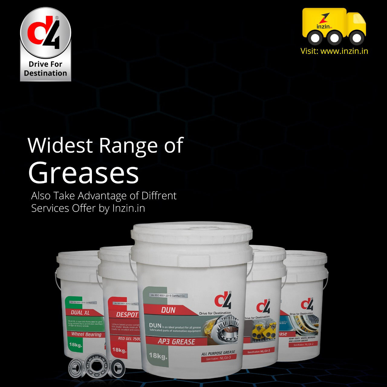 Grease Price In India