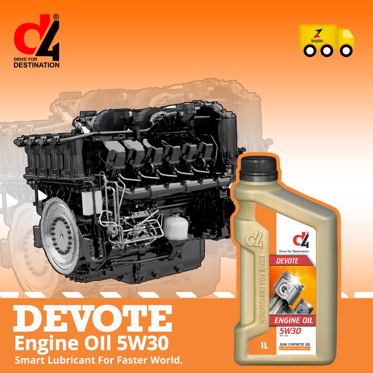 Synthetic Engine oil Manufacturers in Mumbai