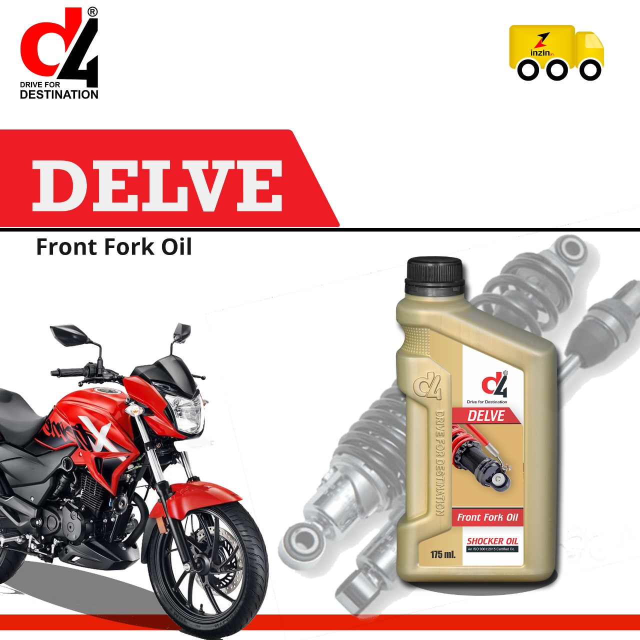 Two Wheeler Shocker Oil Manufacturers