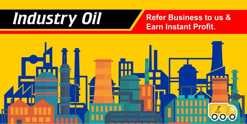 High Power Industrial oil manufacturer
