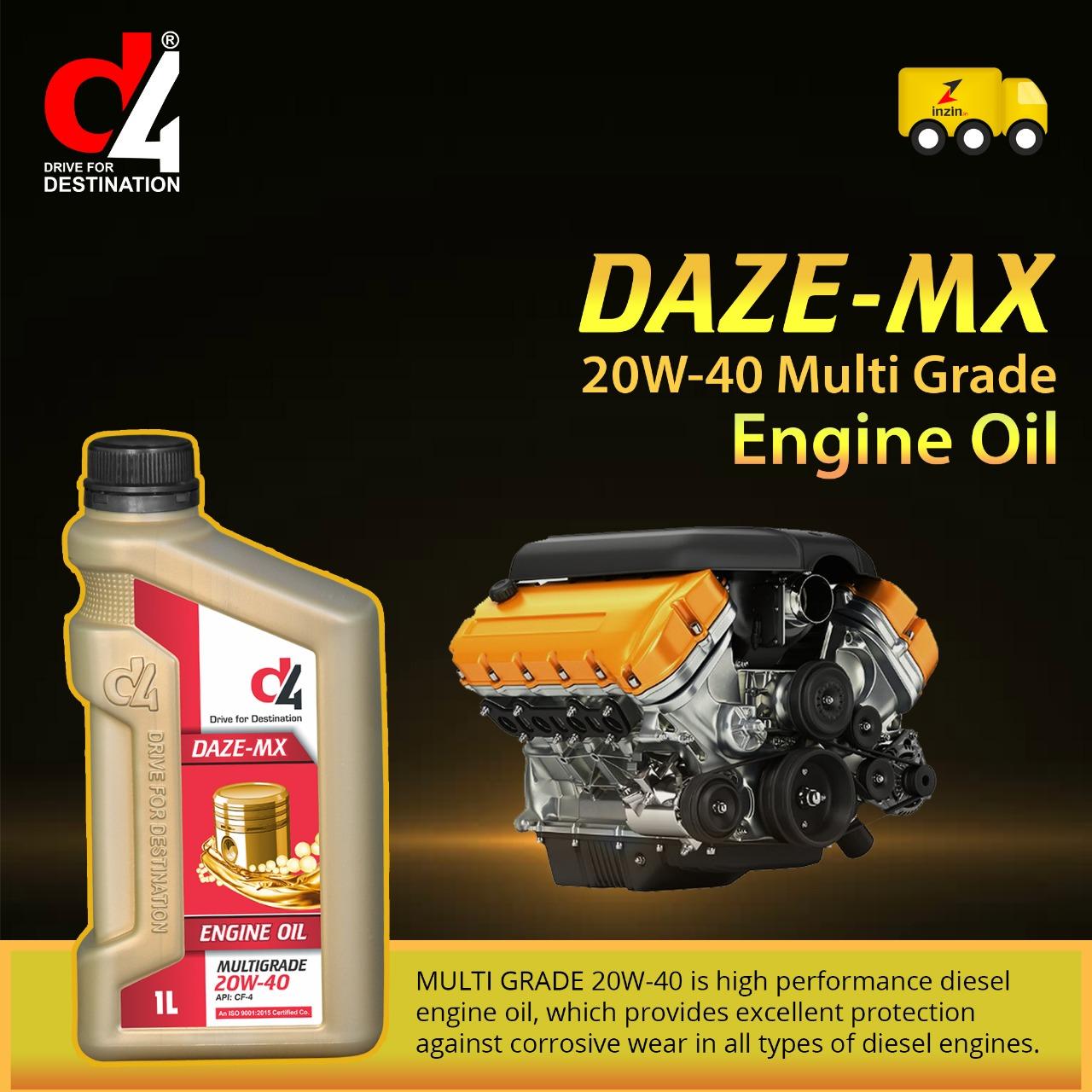 MGO Multi Grade Oil