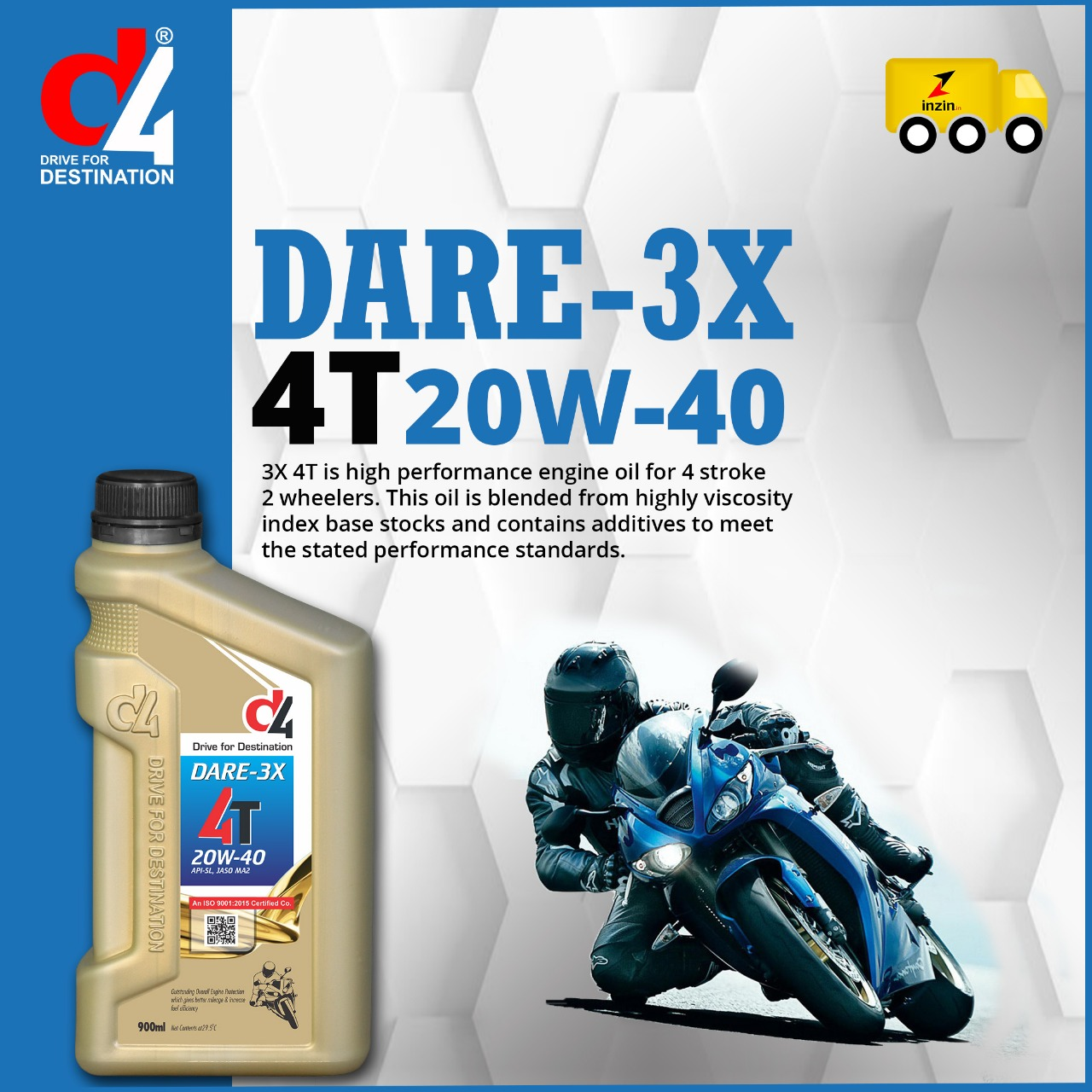 Two Wheeler oil Market