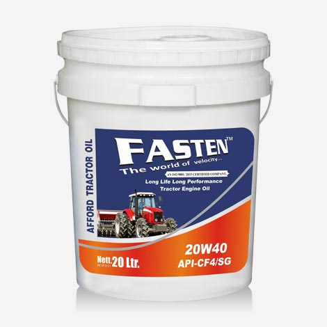 FASTEN AFFORD 20W40 Engine Oil