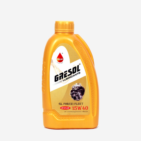 Gresol 15W40 API CF-4 Engine Oil
