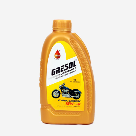 Gresol 15W50 Synthetic Engine Oil
