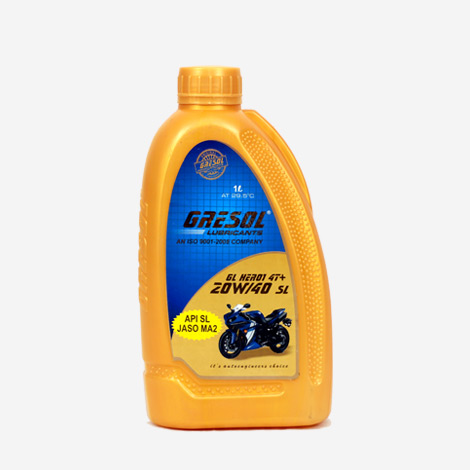 Gresol 20W40 SL Engine Oil