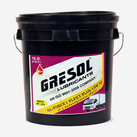 Gresol 15W40 Engine Oil