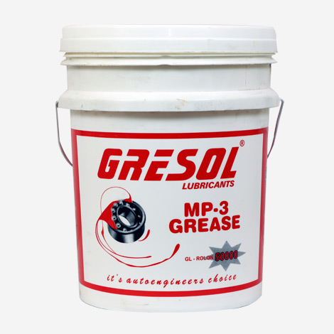 Gresol MP-3 Grease
