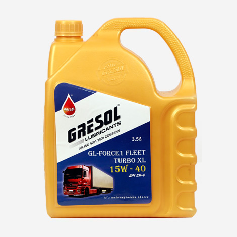 Gresol Force 1 Fleet 15W40 Engine  Oil