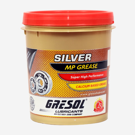 Gresol Silver MP-3 Grease