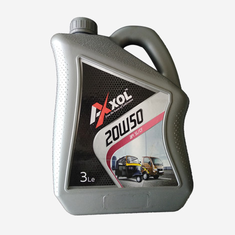 Axxol 20W50 CNG Oil