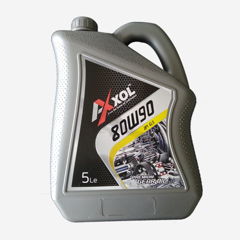 Axxol 80W90 Gear Oil