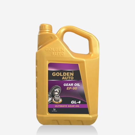 Golden Auto EP-90 Gear Oil