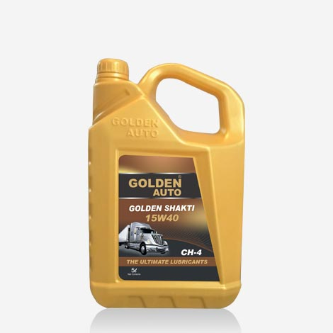 Golden Auto 15W40 Diesel Engine Oil