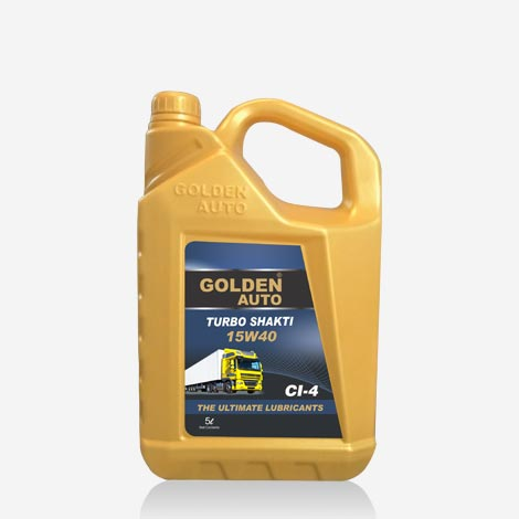 Golden Auto Turbo Shakti Engine Oil