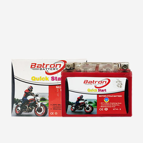 Batron Two wheeler Battery