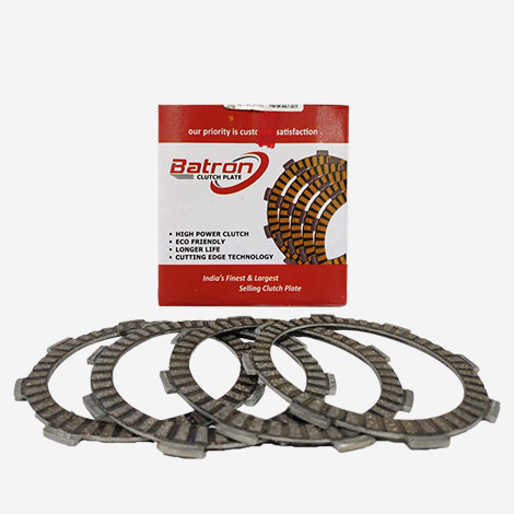 Batron Two wheeler clutch Plate