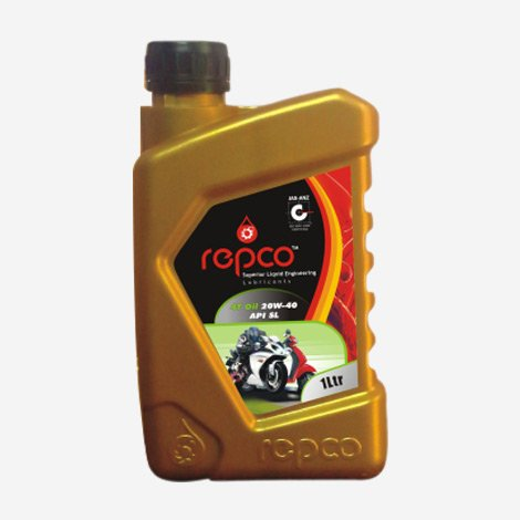 Repco 4T Engine oil