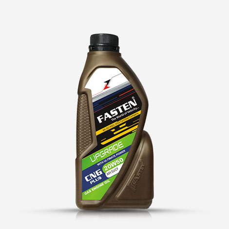 Fasten Upgrade CNG Oil