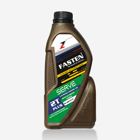 Fasten Serve 2T Low Smoke Engine Oil