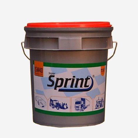 Sprint 15w40 Engine Oil for Diesel Engines