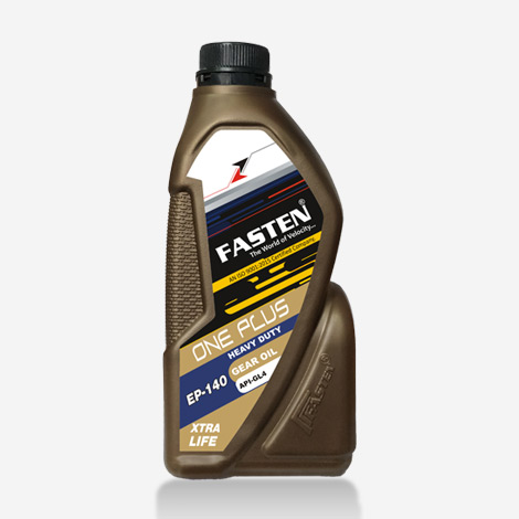 Fasten EP140 Heavy Duty Gear Oil