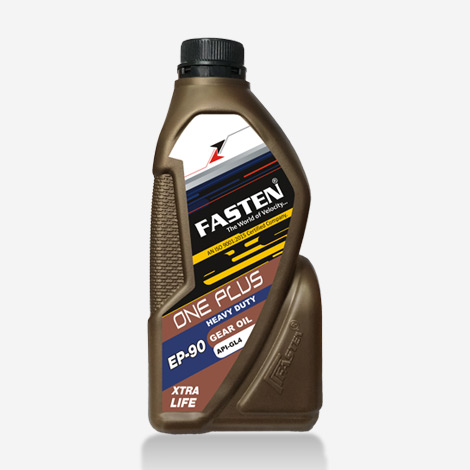 Fasten One Plus EP-90 Gear Oil