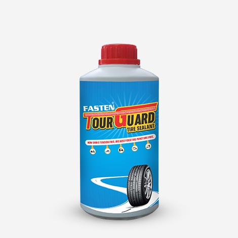 Fasten Tour Guard Tyre sealant