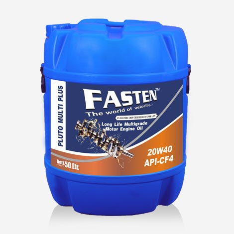 FASTEN Pluto 20w40 Multipurpose Engine Oil