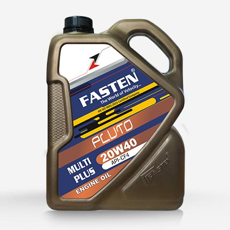 Fasten Pluto 20W40 Synthetic Engine Oil
