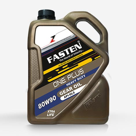 Fasten One Plus 80W90 Gear Oil