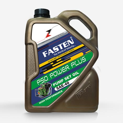 Fasten SAE-40 Engine Oil