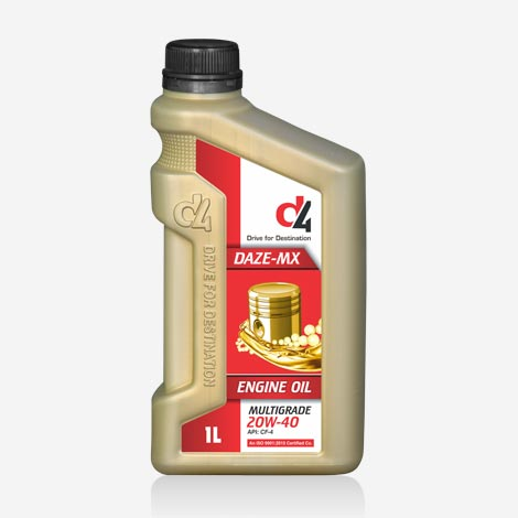 D4 20W-40 Engine  Oil