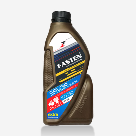 Fasten Savoir Quick 10w30 Engine oil