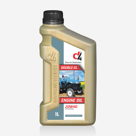 D4 Tractor Oil 20W40 Engine Oil