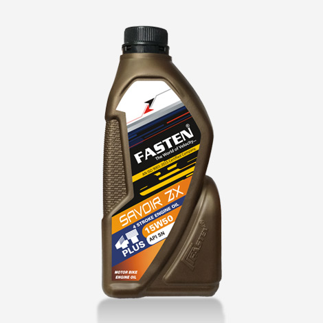 Fasten Savoir Zx Bike Engine Oil